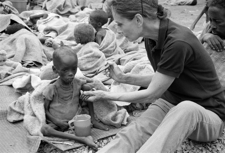 Ethos unicef and feed the children