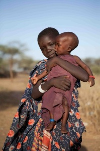 Save the Children is treating severely malnourished infants at its nutrition centers in Eastern Equatoria and Jonglei, two states in South Sudan suffering from hunger emergencies. (Save the Children photo)