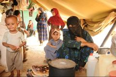 Food rations have been reduced for displaced persons in Yemen (WFP/Abeer Etefa)