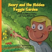 Henry and the Hidden Veggie Garden published by Silverback Books