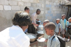 A series of disasters, coupled with low funding for aid agencies, places millions of Haitians at risk of severe hunger. (WFP/Stephanie Tremblay)