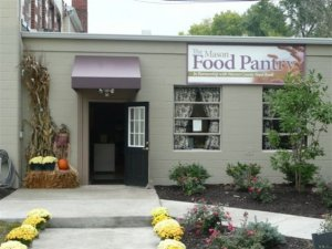 The Mason Food Pantry in Ohio has seen increased demand for food assistance in recent years. (Mason Food Pantry)