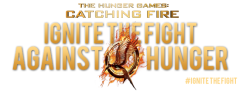 The new Hunger Games film is teaming with the World Food Programme and Feeding America. World Food Programme. (WFP photo)